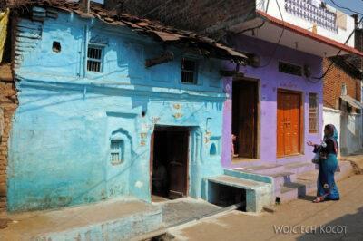 IN07182-Khajuraho-w wiosce podrodze doświątyń