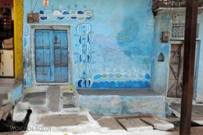 IN07194-Khajuraho-w wiosce podrodze doświątyń