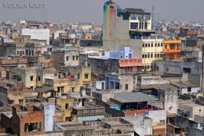 IN08027-Waranasi-widok ztarasu wstronę północną