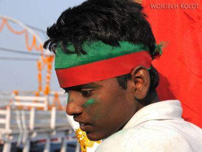 IN08151-Waranasi-młody Hindus