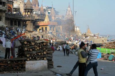 IN09053-Waranasi-Ghata kremacyjna