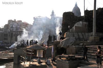 IN09055-Waranasi-Ghata kremacyjna