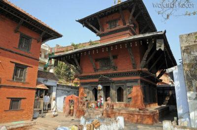 IN10004-Waranasi-Świątynia Nepalska