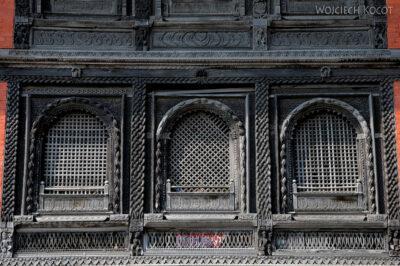 IN10005-Waranasi-budynek przy Świątyni Nepalskiej