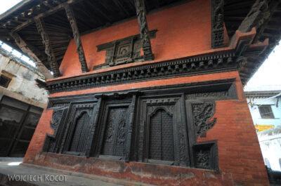 IN10016-Waranasi-Świątynia Nepalska - detale