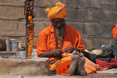 IN10054-Waranasi-Naga Baba naGhacie