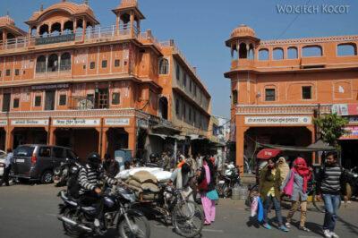 IN23006-Jaipur-miejska zabudowa