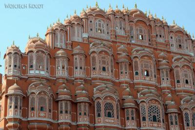 IN23022-Jaipur-Hawa Mahal - pałac iharem
