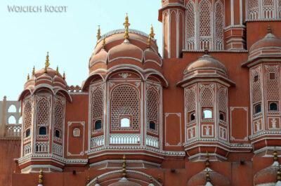 IN23023-Jaipur-Hawa Mahal - pałac iharem