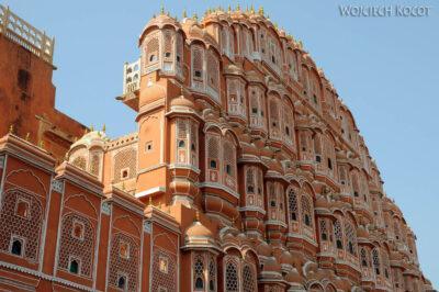 IN23026-Jaipur-Hawa Mahal - pałac iharem