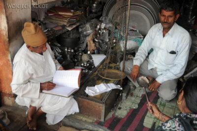 IN23065-Jaipur-życie naulicach