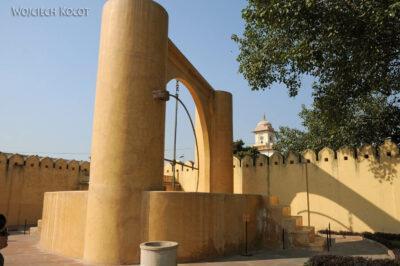 IN23071-Jaipur-Jantar Mantar - obserwatorium astronomiczne