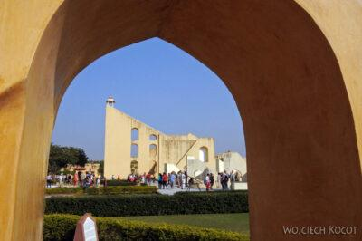IN23091-Jaipur-Jantar Mantar - obserwatorium astronomiczne