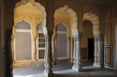 IN23099-Jaipur-Pałac Maharadży