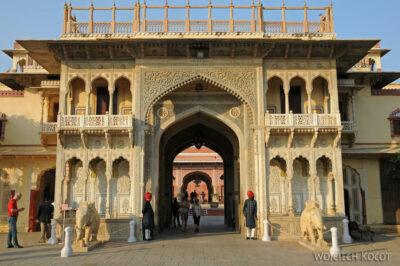 IN23100-Jaipur-Pałac Maharadży