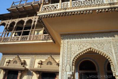 IN23107-Jaipur-Pałac Maharadży