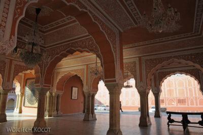 IN23122-Jaipur-Pałac Maharadży
