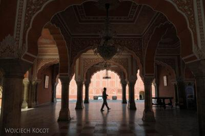IN23124-Jaipur-Pałac Maharadży