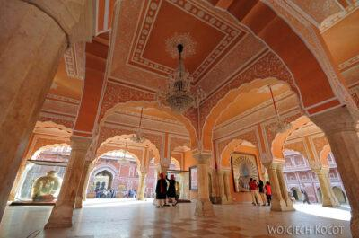 IN23126-Jaipur-Pałac Maharadży
