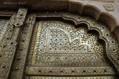 IN23148-Jaipur-wrota wPałacu Maharadży