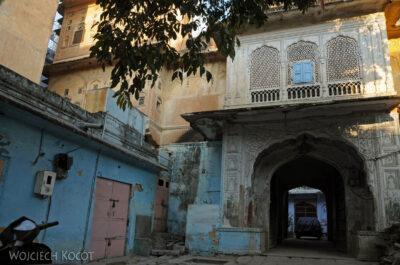 IN23176-Jaipur-na ulicach miasta
