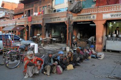 IN23189-Jaipur-na ulicach miasta