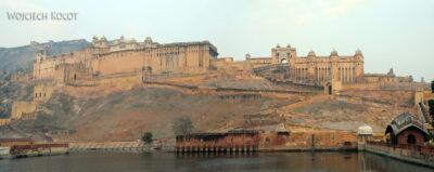 IN24003-Jaipur-Amber Palace odzewnątrz
