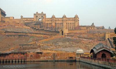 IN24004-Jaipur-Amber Palace odzewnątrz