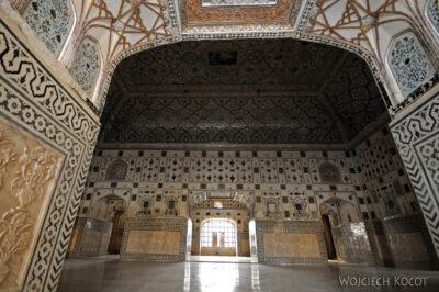 IN24046-Jaipur-Amber Palace - sala lustrzana