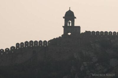 IN24082-Jaipur-Mur Indyjski prawie jak Chiński