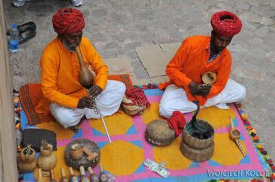 IN24091-Jaipur-Amber Palace - zaklinacze kobry