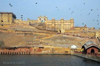 IN24110-Jaipur-Amber Palace odzewnątrz