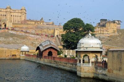 IN24111-Jaipur-Amber Palace odzewnątrz