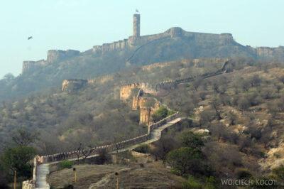 IN24114-Jaipur-Mur Indyjski prawie jak Chiński
