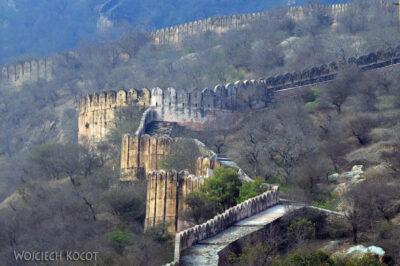 IN24115-Jaipur-Mur Indyjski prawie jak Chiński