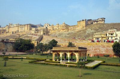IN24119-Jaipur-Amber Palace odzewnątrz
