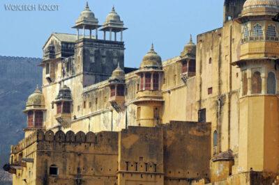 IN24122-Jaipur-Amber Palace odzewnątrz