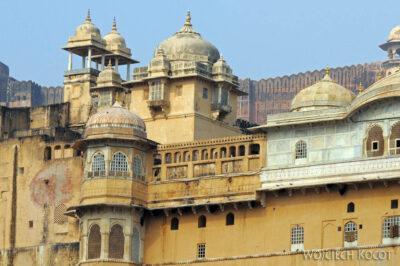 IN24123-Jaipur-Amber Palace odzewnątrz