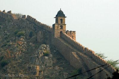 IN24125-Jaipur-Mur Indyjski prawie jak Chiński