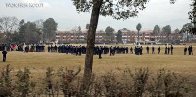IN14010-Kathmandu-dziedziniec szkoły