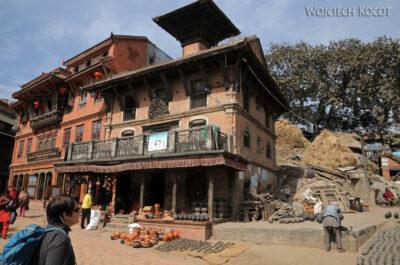 IN14110-Kathmandu-Bhaktapur-wyrób ceramiki