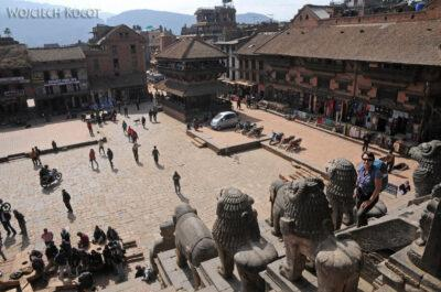 IN14125-Kathmandu-Bhaktapur-widok zpagody