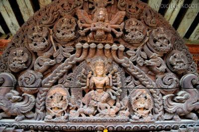 IN14126-Kathmandu-Bhaktapur-pagoda naplacu Tachupal