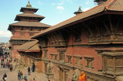 IN14196-Kathmandu-Patan-Durbar Square