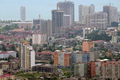 GTi034-Batumi - panorama zgóry