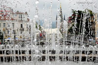 GTi091-Batumi - fontanna