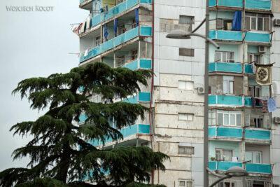 GTi112-Batumi - budynki pokomunistyczne