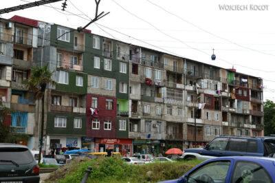 GTi226-Batumi - budynki pokomunistyczne