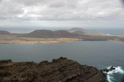 Lan6063-Lot PW - widok wyspę Graciosa