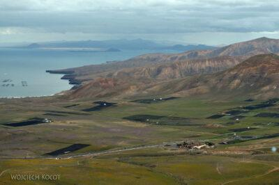 Lan8060-Krater 3 km E odUga - widok SW - naFuerteventurę